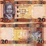 Bộ tiền South Sudan
