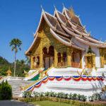 Khám phá chùa Xieng Thoong trên tờ 2000 kip Lào