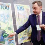 Nga giới thiệu tờ 100 Ruble kỷ niệm FIFA WORLD CUP 2018