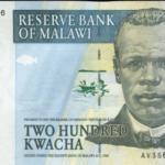 Bộ tiền Malawi dưới đèn UV – Rực rỡ sắc màu