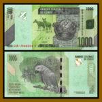 Ngân hàng trung ương Congo giới thiệu tiền mới