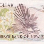 1 Dollar New Zeland 1985