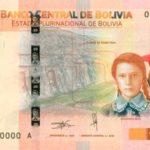 Bolivia ra mắt tờ 20 boliviano