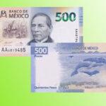 Mexico gới thiệu 500 Peso mới