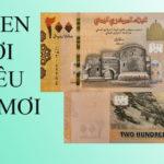 Yemen lưu hành tờ 200 Rial mới