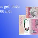 Mauritius giới thiệu tờ 2.000 rupee