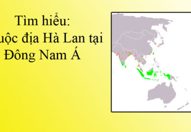 Phần 3: Hà Lan với Malaysia