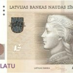500 Latu, one of the highest denomination in the world