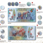 Commemorative Banknote-Independence Day – Namibia